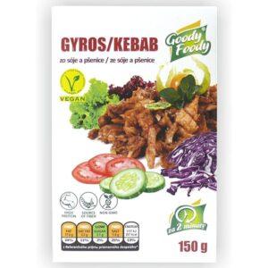 Vegánsky GYROS & KEBAB Goody Foody