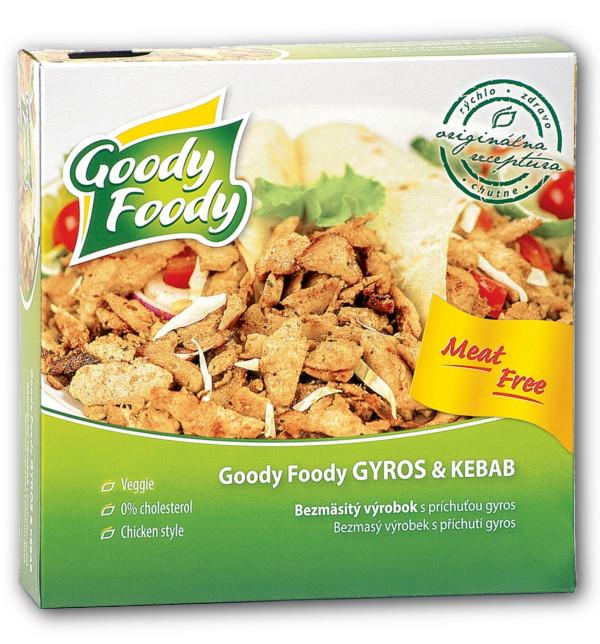 Goody Foody gyros & kebab 150g