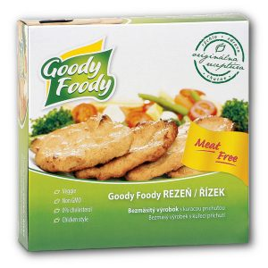 Goody Foody rezeň chicken 145g