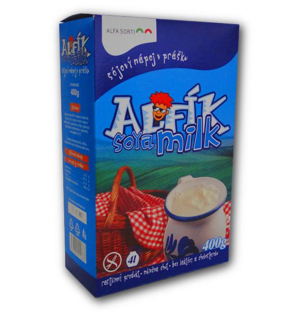 Sušený sójový nápoj 400g