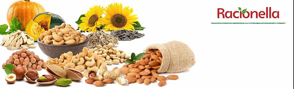 Oriešky a semená