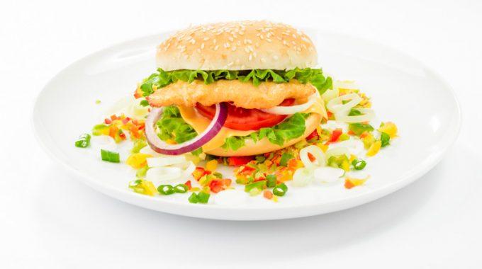 Goody Foody Chicken Burger