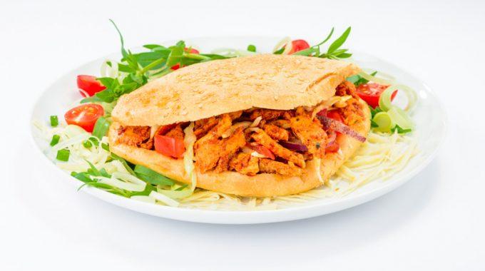 Kebab with Goody Foody