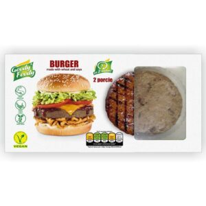Burger beef style chladený 500g Goody Foody