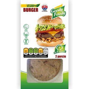 Goody Foody BURGER VEGAN