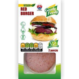 Goody Foody RED BURGER VEGAN