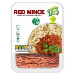 Vegánske RED MINCE Goody Foody