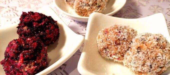 Rafaello, Kokosové guľky, Guľky so sušených sliviek