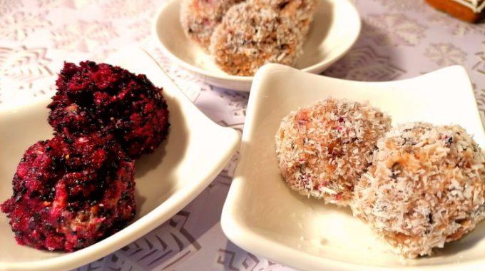 Rafaello, Kokosové kulky, Kulky se sušených švestek