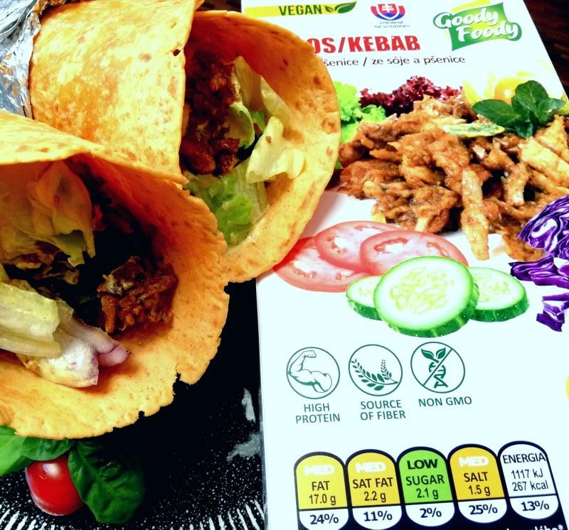 vegan wrap, vegetarian wrap, vegansky recept, vegetariansky recept, vegansky, vegetariansky,