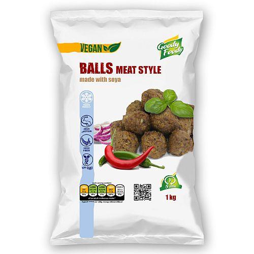 Vegánske BALLS meat style Goody Foody