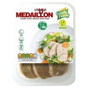 Veganes VEGGIE MEDAILLON Goody Foody